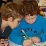 Onderzoek taal/tekenen